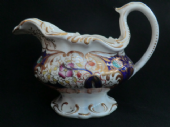 NOT AVAILABLE  Grainger Worcester creamer / milk jug
